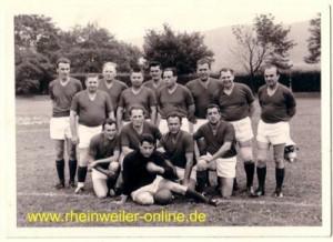 """Die """"alten Herren"""" 1970"""