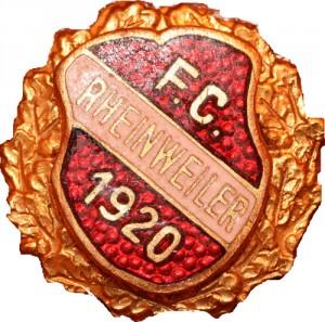 Wappen FC 1920 Rheinweiler